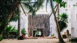 Una mansión de Pablo Escobar en México ahora es un hotel de
