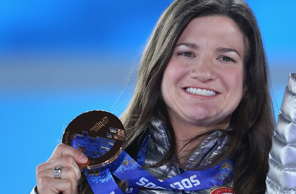 Olympic Snowboarder Kelly Clark Not Worried About Security At South Korea Games