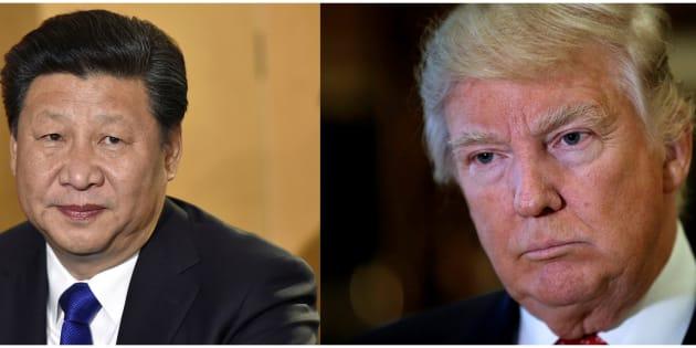 Pourquoi la rencontre entre le président chinois et Donald Trump est cruciale. REUTERS/Toby Melville/Mike Segar/File Photos