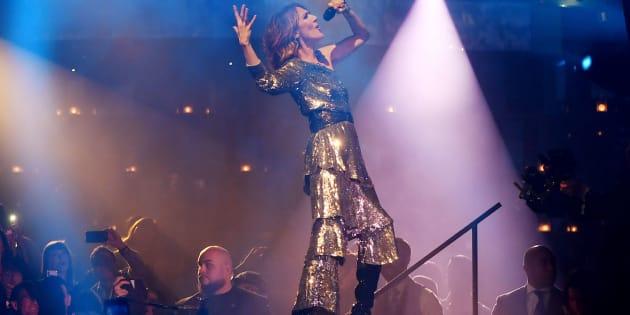 Autre annulation d'un concert de Céline Dion à Las Vegas