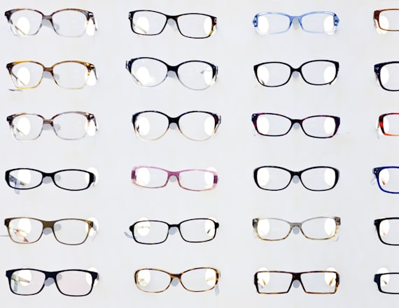 16 chic frames that will make you want glasses