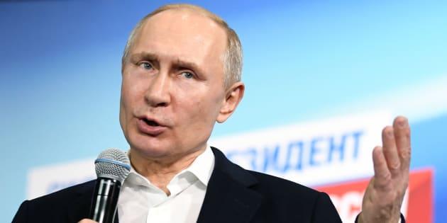 """Affaire Sergueï Skripal: Pour Poutine, les accusations de l'Angleterre sont """"du grand n'importe quoi"""""""