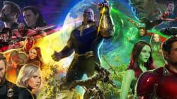 Découvrez la bande-annonce du film «Avengers: Infinity