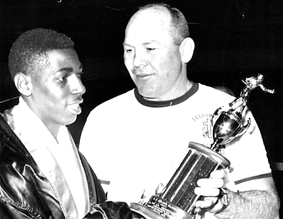 Pete Rademacher, Olympic boxing champion, dies at 91