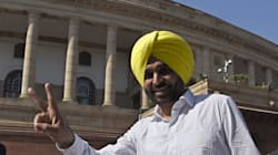 Have Not Committed Mistake, Says AAP MP Bhagwant Mann On Suspension Over Parliament Security