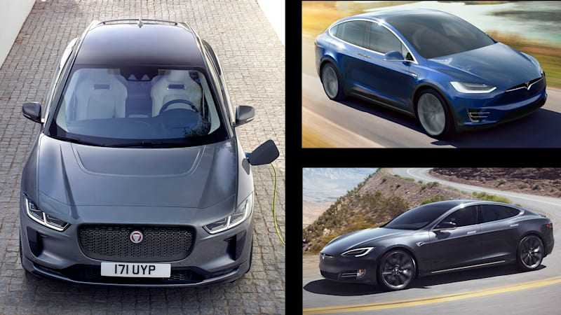 When Jaguar Released Its First Specifications On The 2019 I Pace We Decided To See How It Stacks Up With A Number Of Other Evs Including Tesla Model 3
