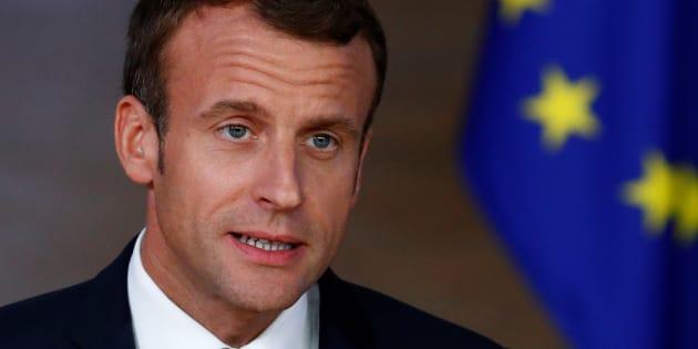 Khashoggi: Macron ne voit pas le rapport entre la mort du journaliste et la vente d'armes à l'Arabie