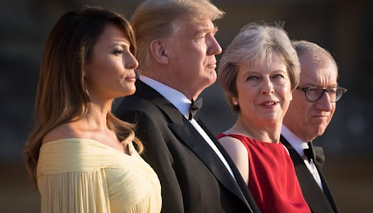 Donald Trump Warns Theresa May's Brexit Plan Will 'Kill' US-UK Trade Deal In Blow To Prime