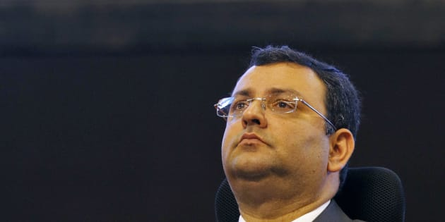 "Tata Group chairman Cyrus Mistry attends the ""Vibrant Gujarat Summit"" at Gandhinagar."
