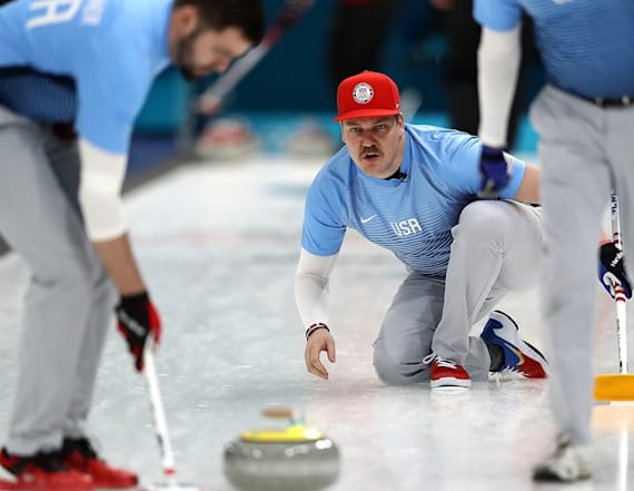 US men have first-ever chance at curling gold