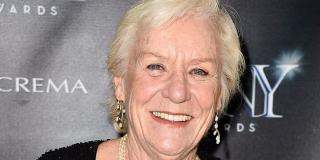 Actress Barbara Tarbuck in March 2015.
