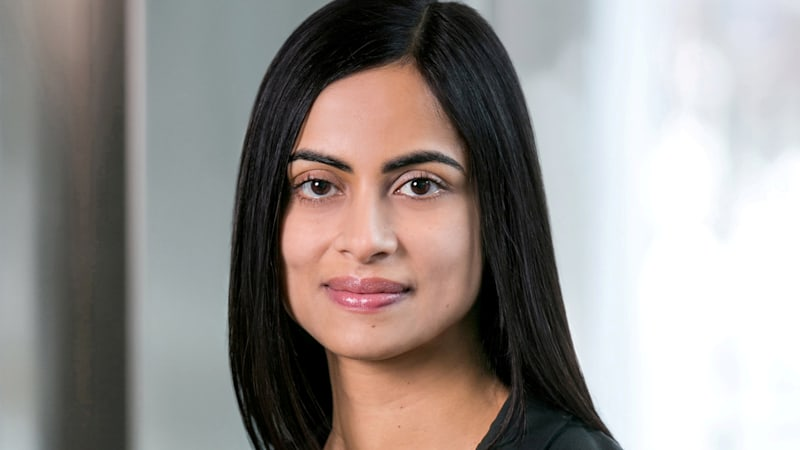 General Motors CFO Dhivya Suryadevara poached by tech startup Stripe
