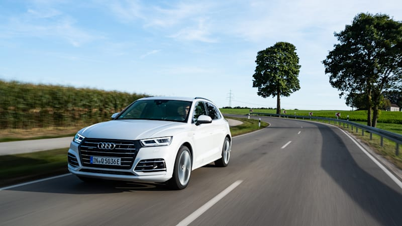 Audi competitively prices plug-in hybrid variants of Q5, A8