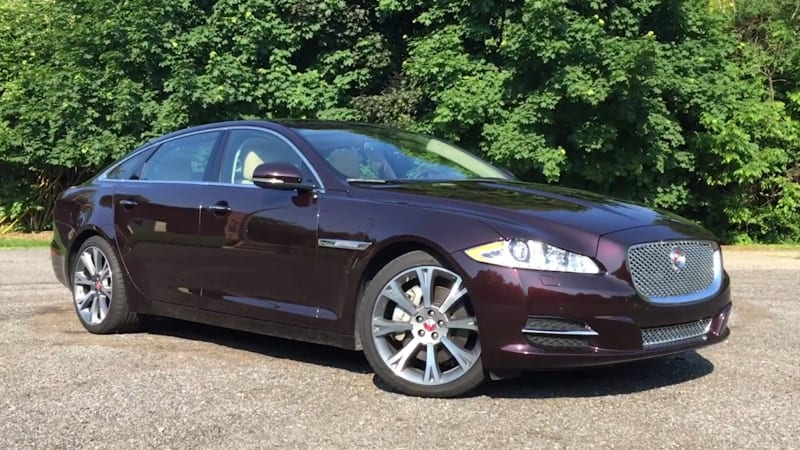 daily driver 2015 jaguar xjl awd autoblog. Black Bedroom Furniture Sets. Home Design Ideas