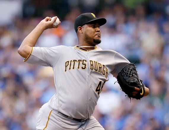 Pittsburgh Pirates announce trade of Ivan Nova