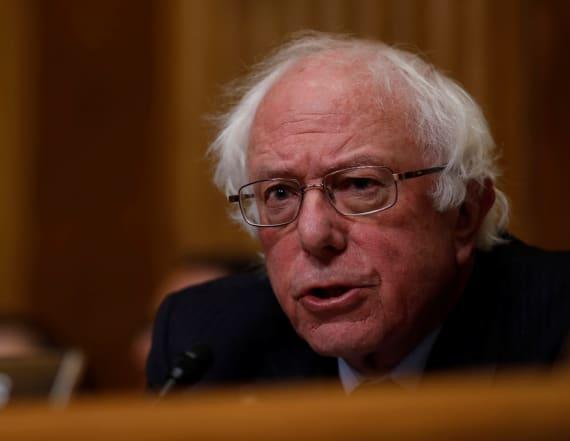 Sanders bringing bill targeting opioid manufacturers
