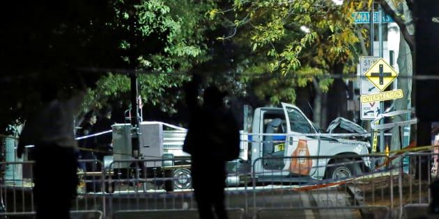 New York: Les attaques au véhicule bélier, défi sécuritaire d'un terrorisme sans moyen et à la portée de tous
