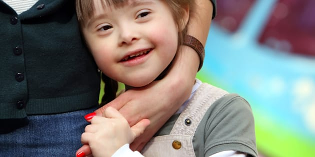 """Let's give women the support they need to parent a unique individual and to experience the highs and lows that come from loving another human being who just happens to have Down syndrome."""