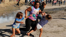Doctors Say Using Tear Gas On Migrant Children Can Have Severe, Long-Lasting