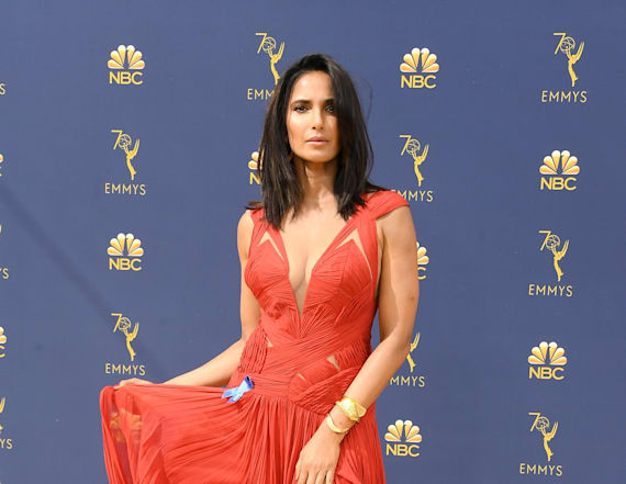 Padma Lakshmi re-wore Emmys gown for powerful reason