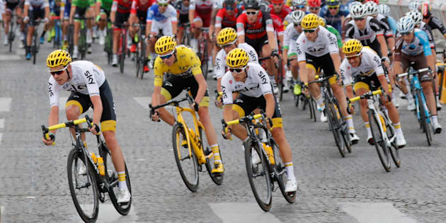 Le Tour de France 2020 partira de Nice