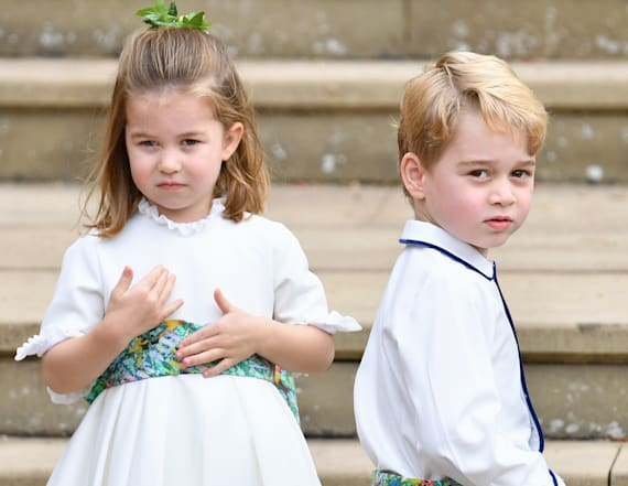 Princess Charlotte to join George at school
