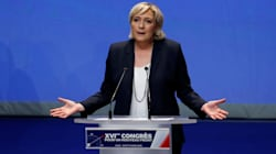 France's Far-Right National Front Unveils New Name With Pro-Nazi