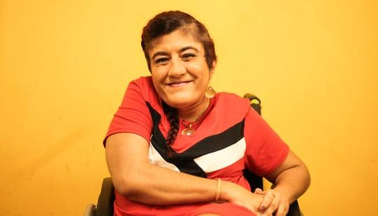 Dia 59: Ninfa Cunha, a dança como
