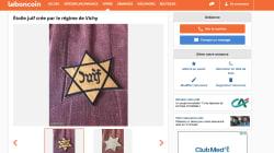 Une association porte plainte après la mise en ligne d'objets antisémites sur Le Bon