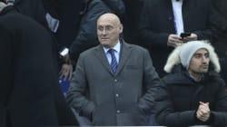 Le président de la FFR Bernard Laporte devient chroniqueur chez