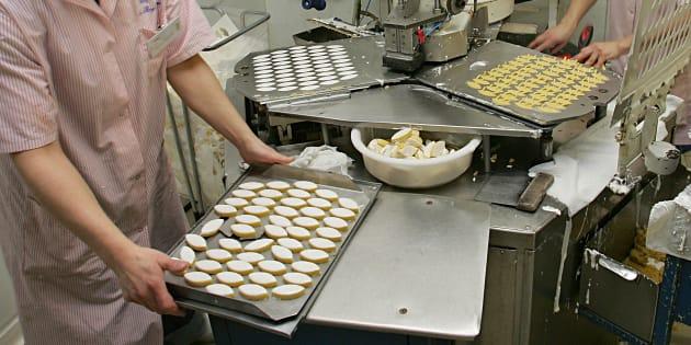 Une marque de calissons chinois inquiète les fabricants de calissons d'Aix