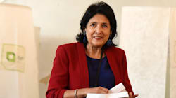 Une Française en tête du premier tour de la présidentielle en
