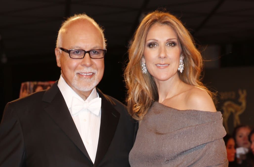e9bf70220506 Celine Dion on late husband René Angélil s final years  of agony ...