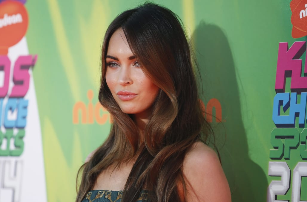 f37d8c973 Megan Fox opens up about being fired from  Transformers    I really thought  I was Joan of Arc