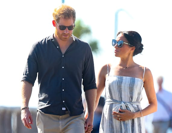 Astrologer: Meghan and Harry's baby will be stubborn