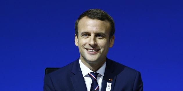 Emmanuel Macron, le leader de moins de 40 ans le plus puissant au monde selon le magazine Fortune
