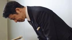 新潟の米山隆一知事、涙ながらに女性問題を認め、相手は「未成年ではない」と言明