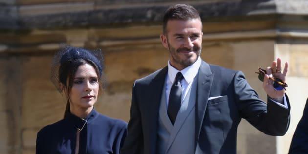 """Victoria et David Beckham démentent les """"fake news"""" sur leur divorce imminent"""