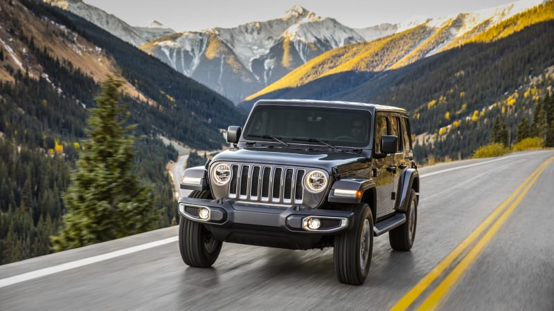 As A Break From Tradition The Jl Body Jeep Wrangler Will Be Available With Turbocharged Gasoline Four Cylinder Engine Sources Say 268 Horse