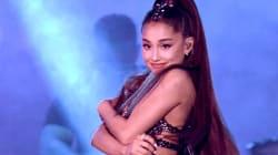 Le nouveau tatouage d'Ariana Grande va vous rappeler des