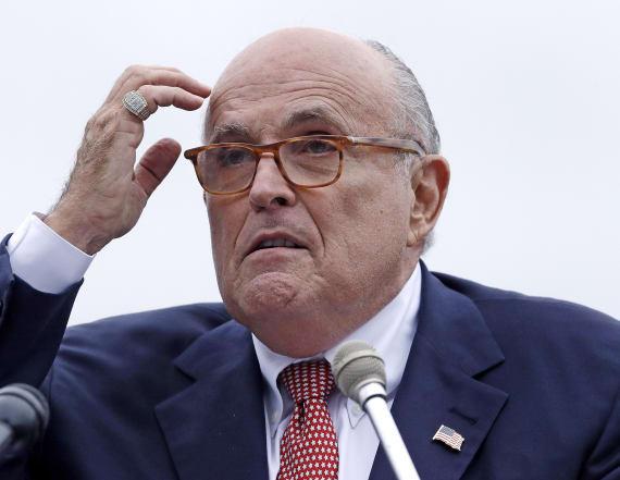 Man is arrested in probe of Giuliani associates