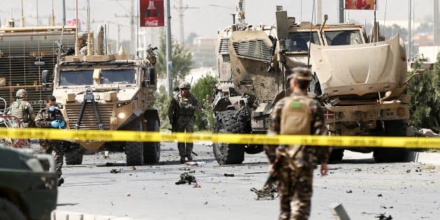 Afghanistan: 20 razzi vicino scalo Kabul