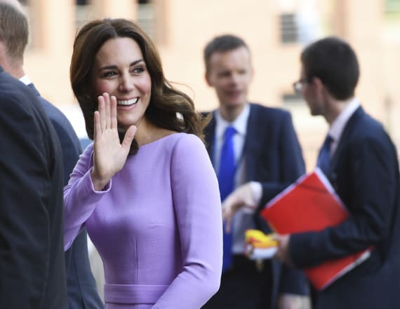 Kate Middleton isn't allowed to sign autographs