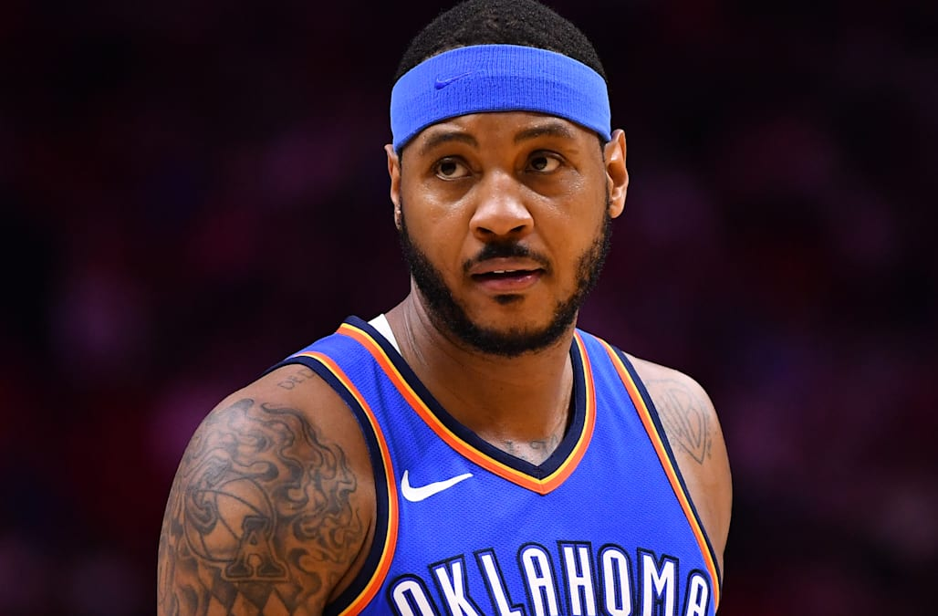 Sources Carmelo Anthony Verbally Agrees To Sign With Rockets