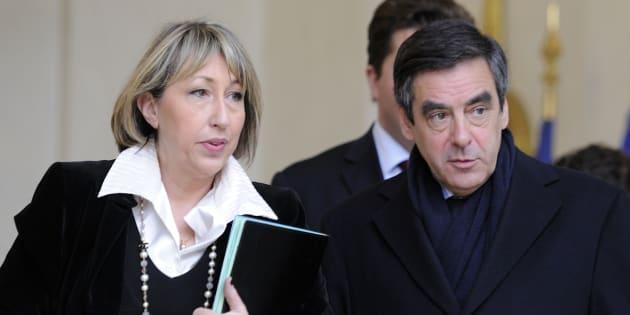 Marie-Anne Montchamp était ministre de Nicolas Sarkozy dans le gouvernement de François Fillon.