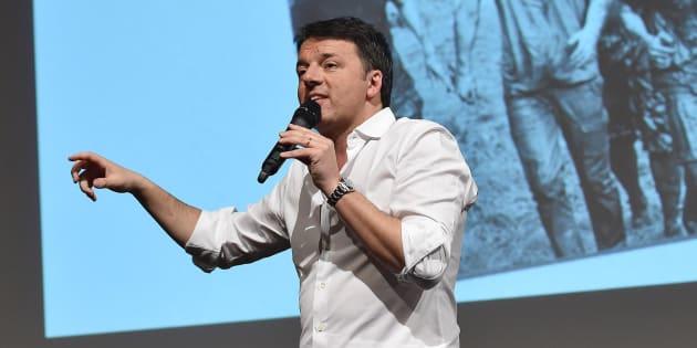 Muoia Sansone: Matteo Renzial Lingotto prova a trascinare a