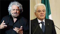 Grillo si appella ancora a Mattarella: