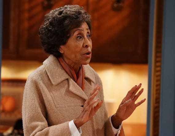 'The Jeffersons' star makes surprise cameo