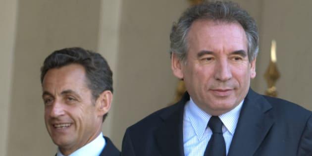 François Bayrou a publié une tribune sur Facebook pour dénoncer le comportement de Nicolas Sarkozy.