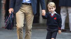 En la escuela del príncipe Jorge, los menús no se parecen a los de tus
